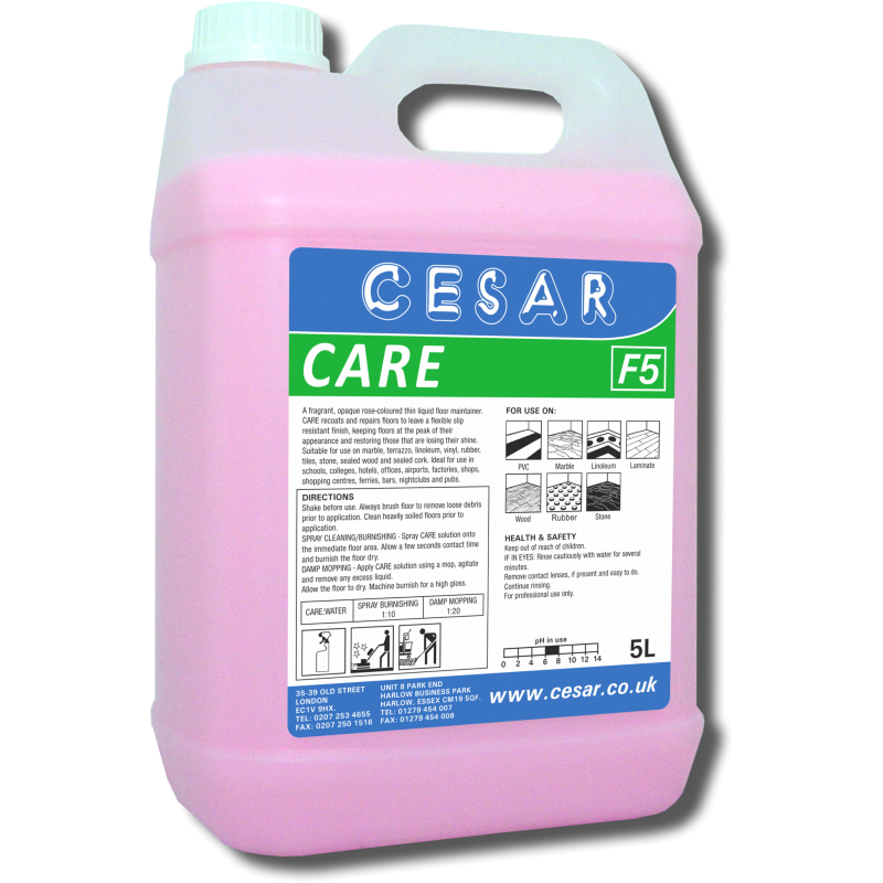 CESAR CARE FLOOR MAINTAINER F5 5LT