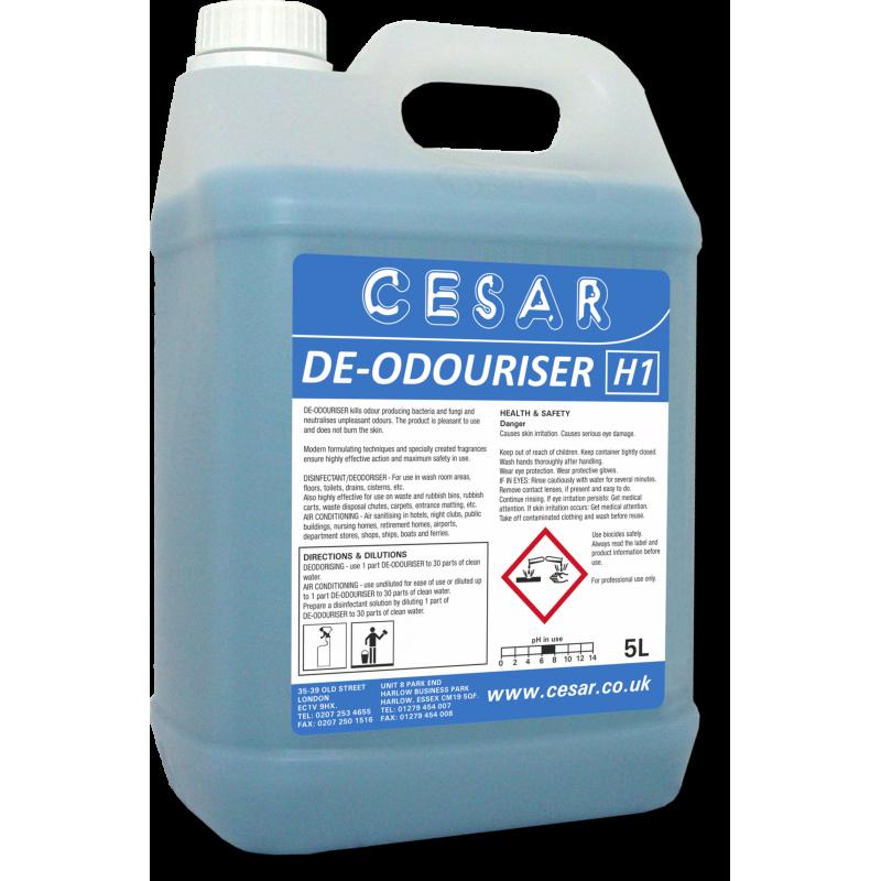 CESAR DEODORISER 5LT
