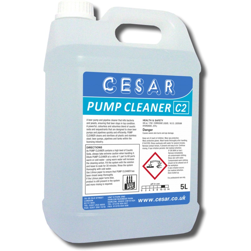 C2 Pump Cleaner