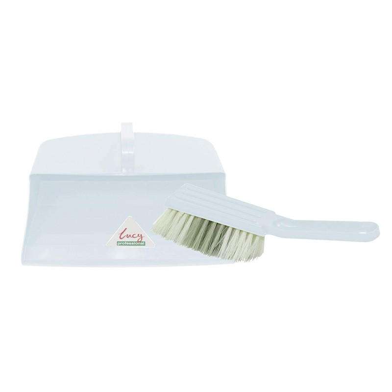 DUSTPAN & BRUSH LUCY