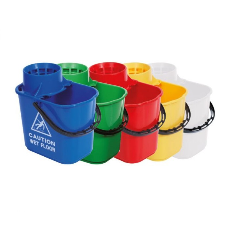 BUCKET MOP 15LT SQUARE RS