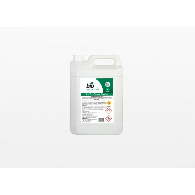 BIO SANITISER 750ML