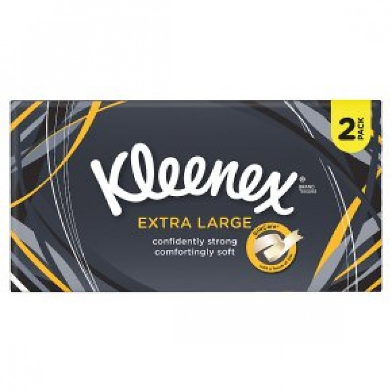 KLEENEX FOR MEN TISSUE X24