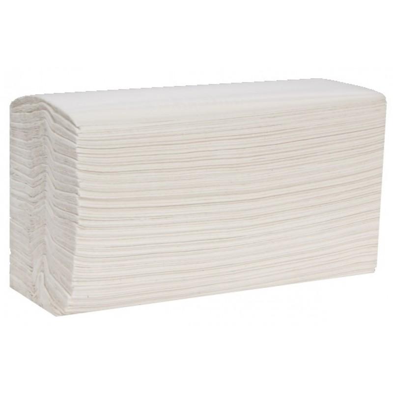 C FOLD WHITE HAND TOWEL 2PLY  X2400