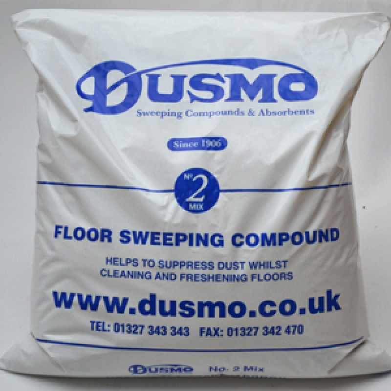 DUSMO GREEN SWEEPING COMPOUND