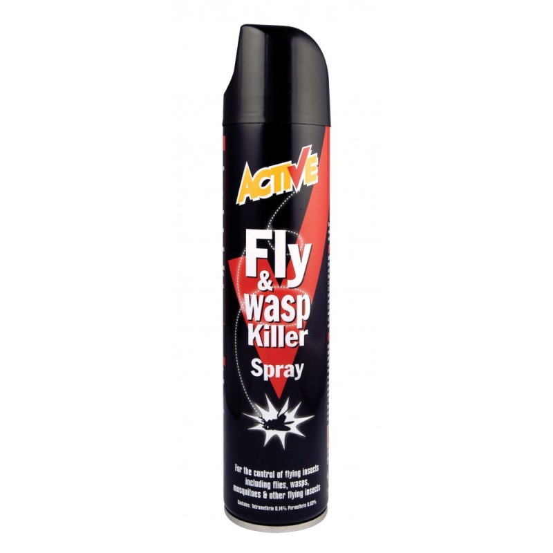 INSECT FLY & WASP 300ML