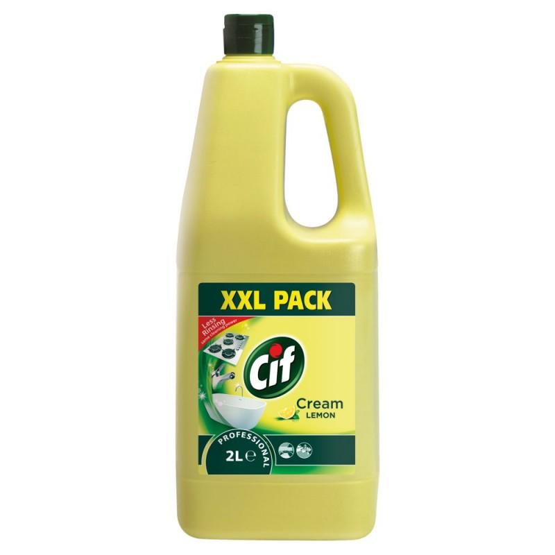 CIF CREAM CLEANER 2LT