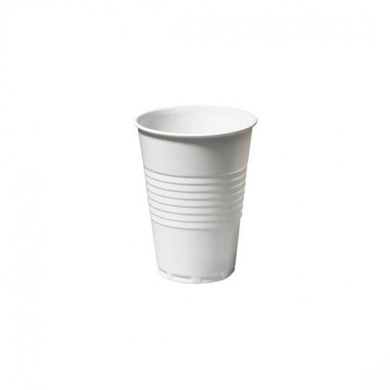 CUPS PLASTIC SQUAT X2000