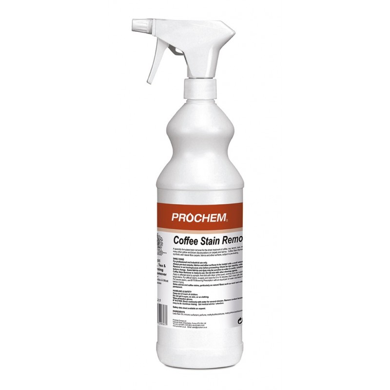 COFFEE STAIN REMOVER X1LT B195 PROCHEM