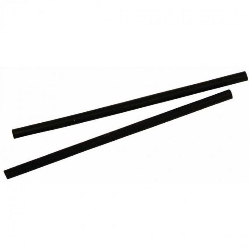 BLACK SIP STRAWS X1000