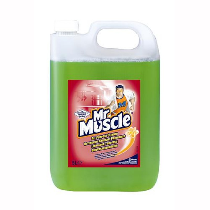 MR MUSCLE HARD SURFACE PROFESSIONAL 5LT