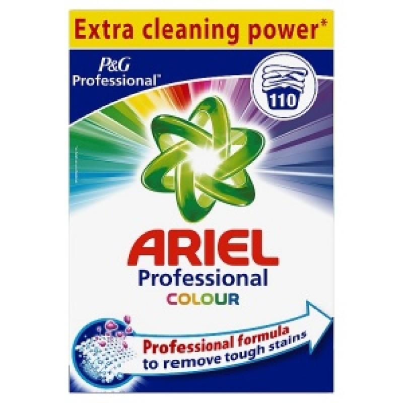 ARIEL POWDER 110 WASH XXL