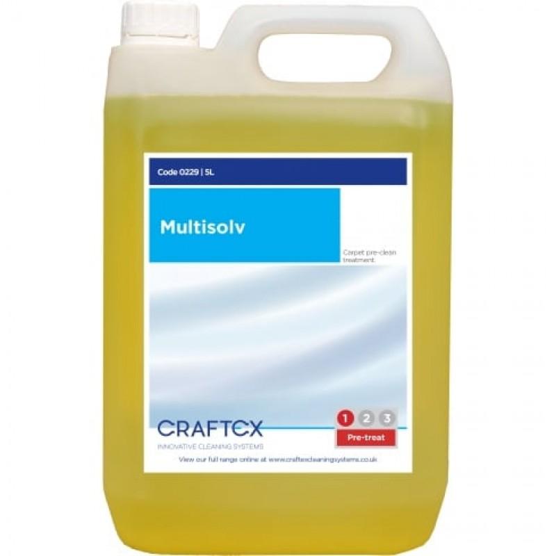 CRAFTEX MULTISOLV 5LT