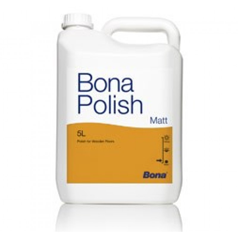 BONA POLISH 5LT MATT