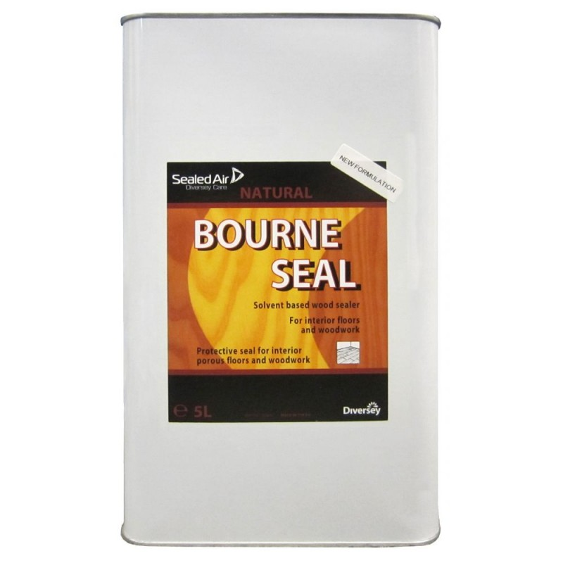 BOURNE SEAL NATURAL 5LT