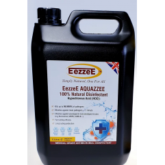 EeezzeE AQUAZZEE 100% NATURAL DISINFECTANT 5LT (Su...