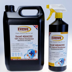 EezzeE AQUAZZEE 100% NATURAL DISINFECTANT 1LT