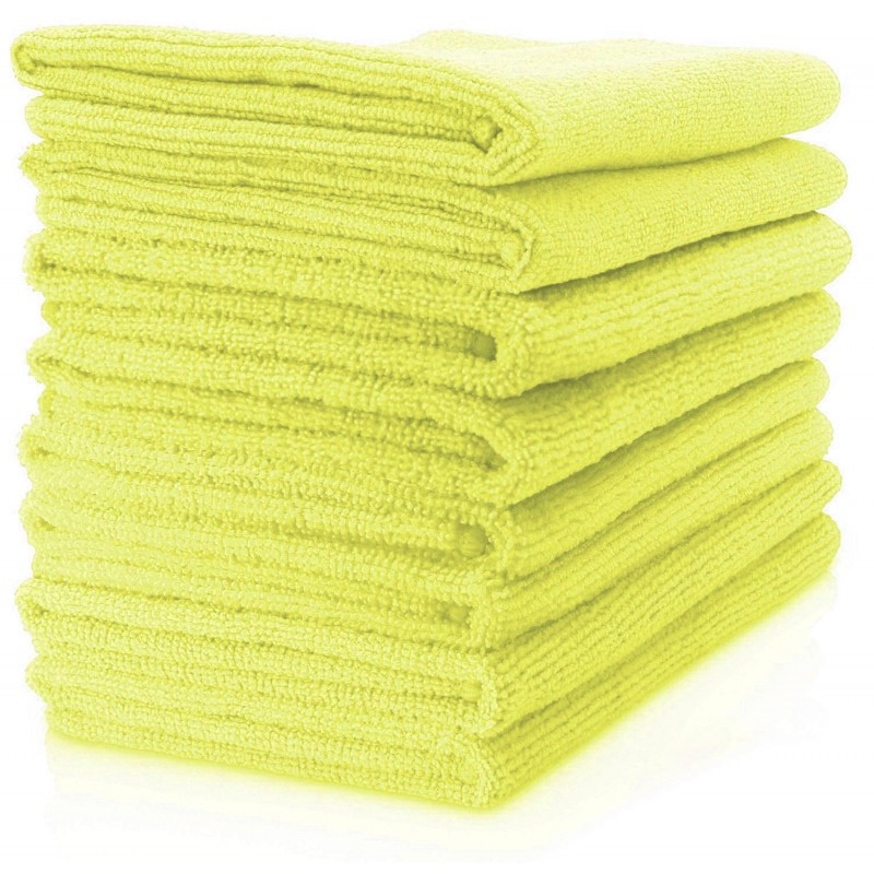 CLOTH HEAVY DUTY MICRO FIBRE SYR YELLOW