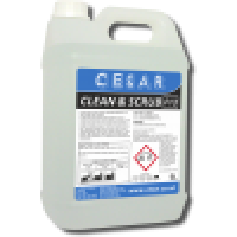 CESAR CLEAN AND SCRUB F13 X5LT