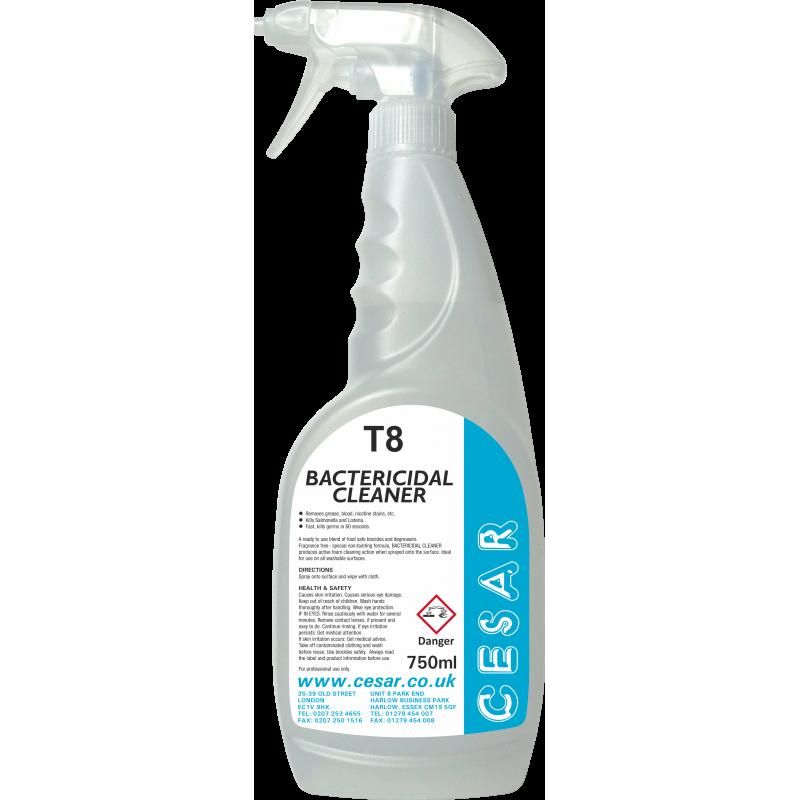 CESAR BACTERICIDAL CLEANER T8 5LT