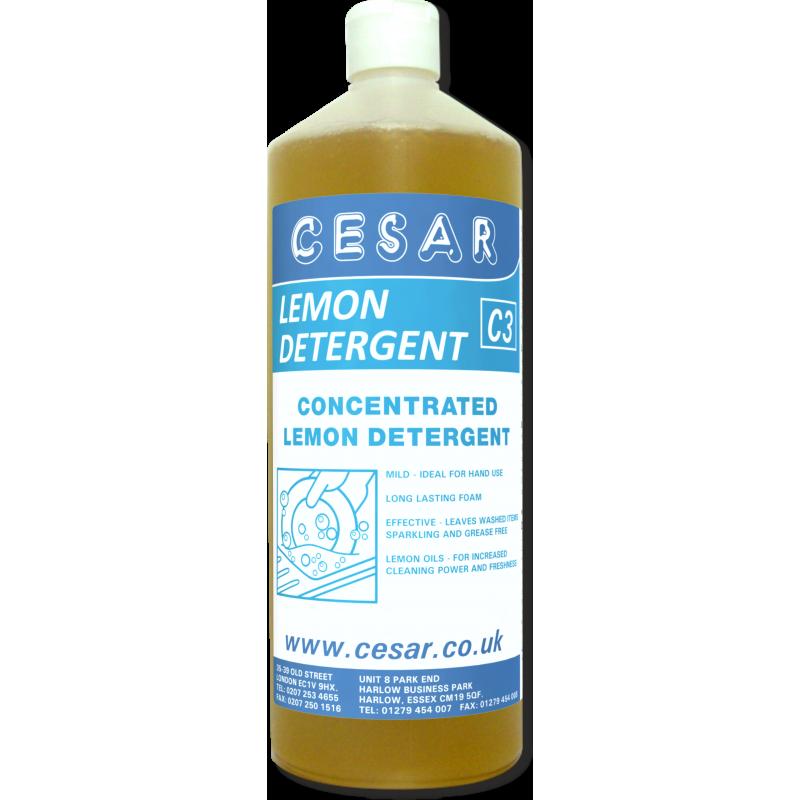 CESAR LEMON DETERGENT C3 1LT